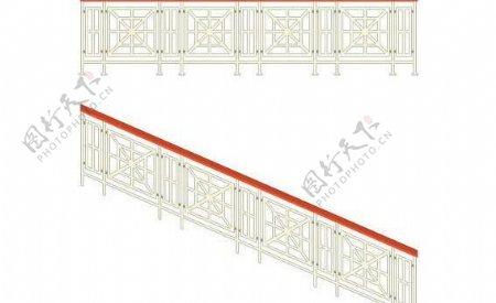 建筑构件之杂项3D模型e025