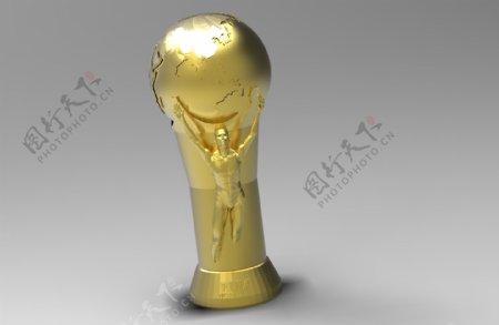 世界杯的STL