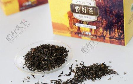 普洱茶茶叶图片