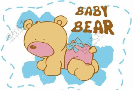小熊宝宝图片