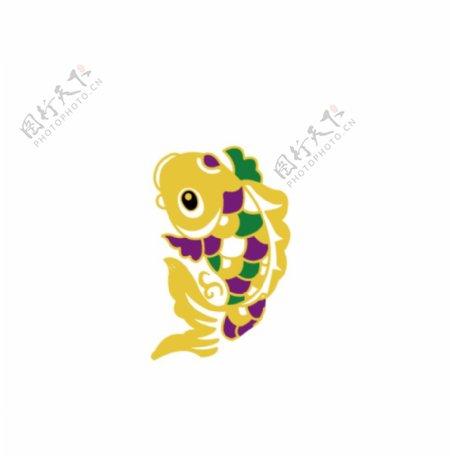 金鲤鱼福鱼图片