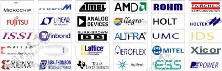IT电子商标图片