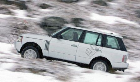 路虎汽车图片