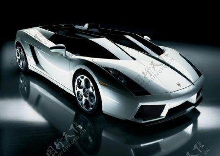高清超跑轿车图片