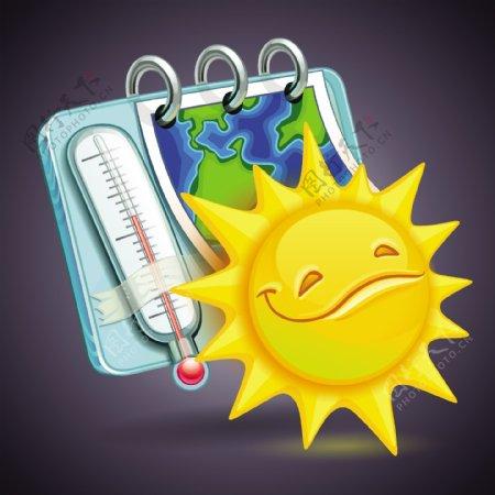 高温天气图片
