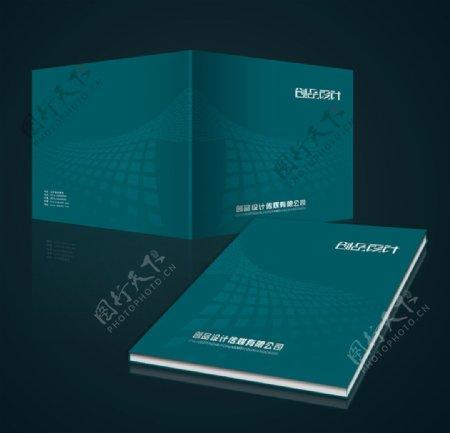 企业封面设计图片