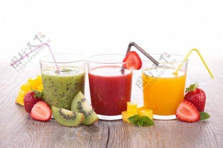 果汁高清图片