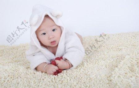 摄影图库宝宝图片