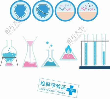 化学小图标
