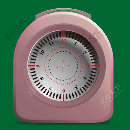 闹钟电器模型