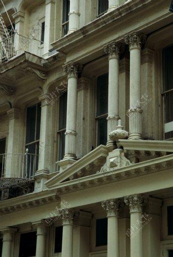 欧洲风格建筑