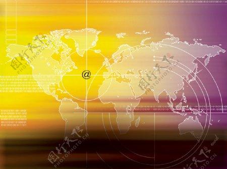 科技创意黄色光图片模板下载现代科技其他设计图库72dpijpg