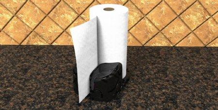 纸巾分配器V2