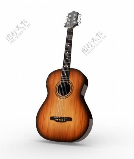 吉他乐器摄影