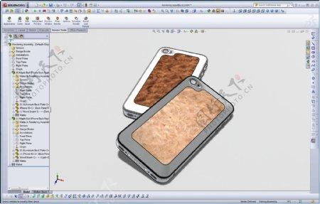 枫铝iPhone4回置换