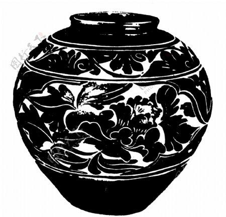 器物图案两宋时代图案中国传统图案040