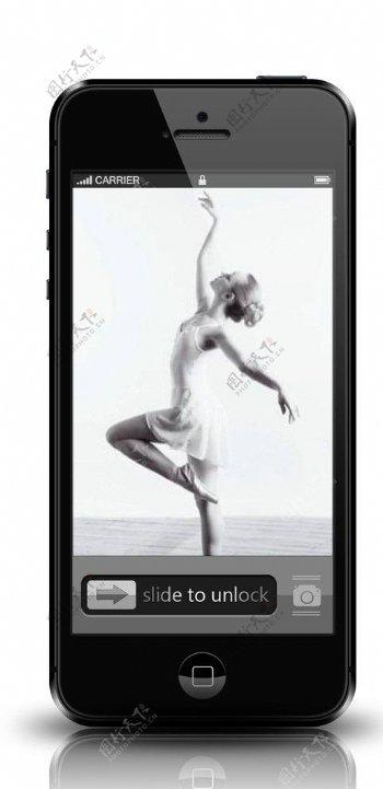iphone5苹果图片