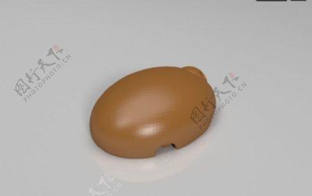 乌龟3D打印模型
