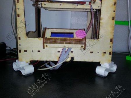 对于Ultimaker重型振动阻尼器