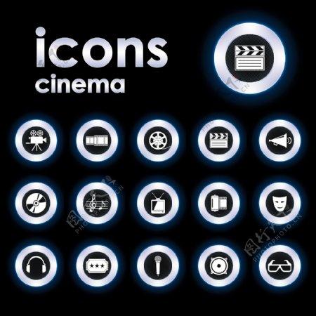 icons图标