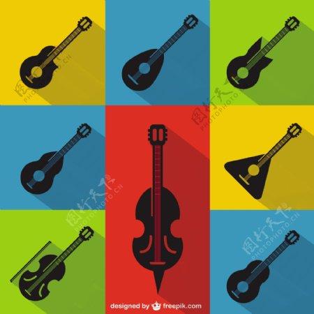 弦乐器收藏