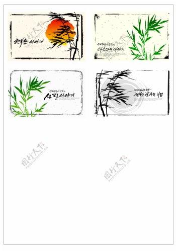 笔刷设计应用背景图案矢量素材AI格式0232