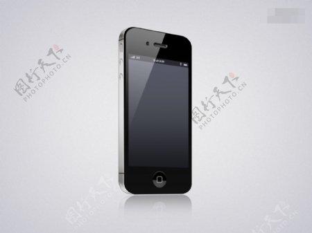 手机iphone4图标icon设计