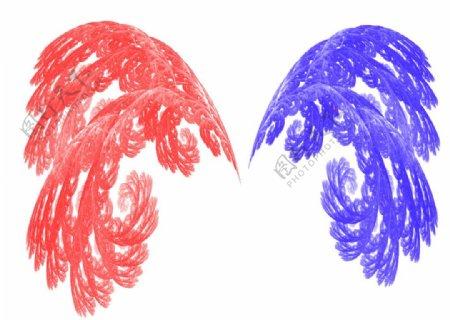 另类个性翅膀笔刷