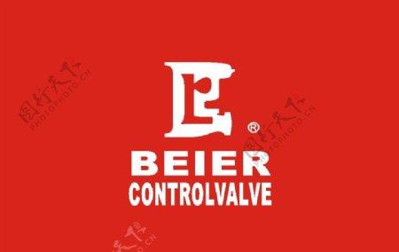 贝尔logo商标旗帜