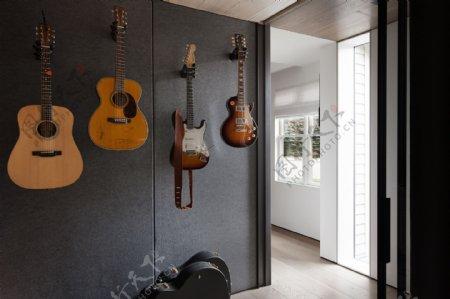 乐器收藏室效果图