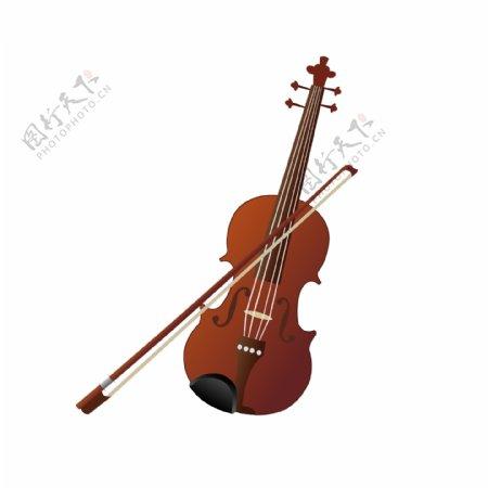 可商用音乐节乐器矢量大提琴