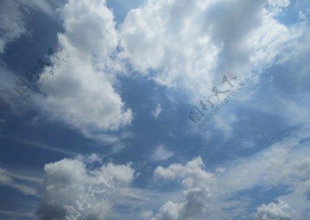 蓝天白云蓝天白云朵蓝天白云