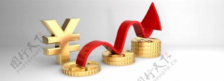 金融理财金融商业人民币上涨背景