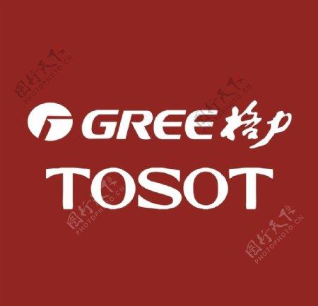 格力大松logo