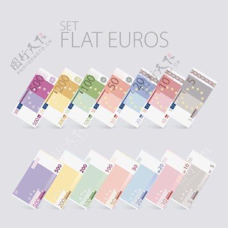 欧元纸币设计
