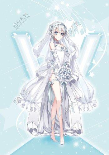 言和纯白花嫁