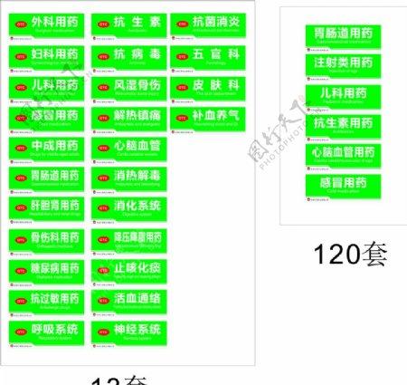 医药公司仁翔药业货架感冒