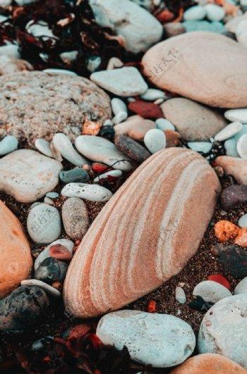 鹅卵石材质