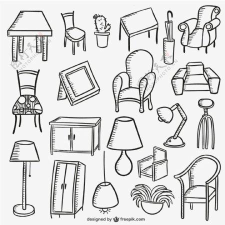 日常家具收藏