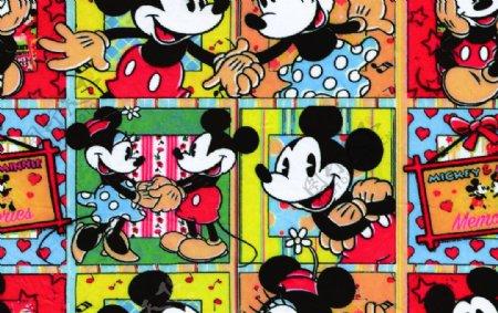 卡通漫画米奇米老鼠图片