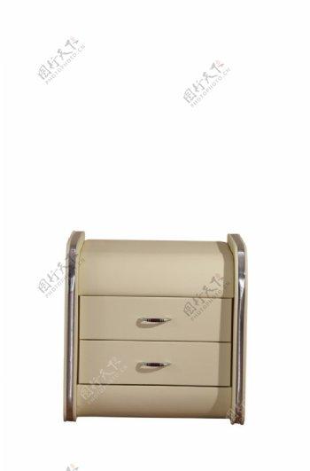 床头柜白底图图片