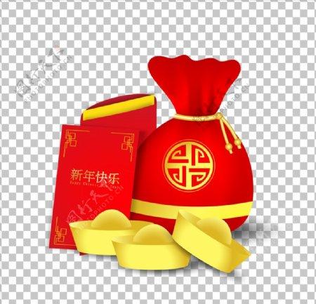 中国新年素材图片