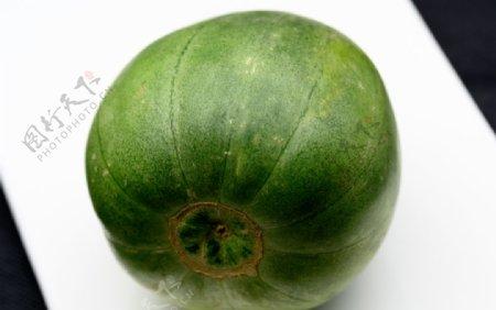 绿宝甜瓜图片
