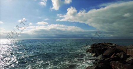 4k视频大海风景视频