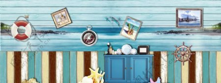 木板装饰图片
