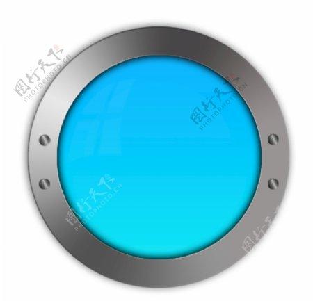 金属质感UI设计按钮设计图片