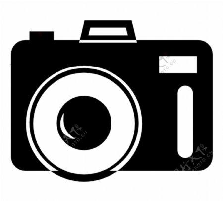 照相机标志图标图片