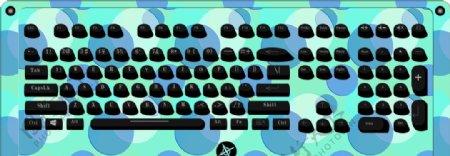 机械键盘图片