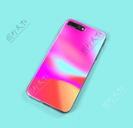 iPhone8plus手机样机图片
