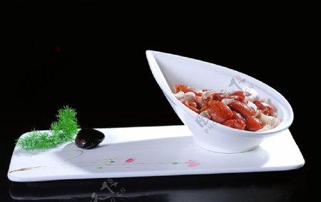 湘菜小炒发财肉图片